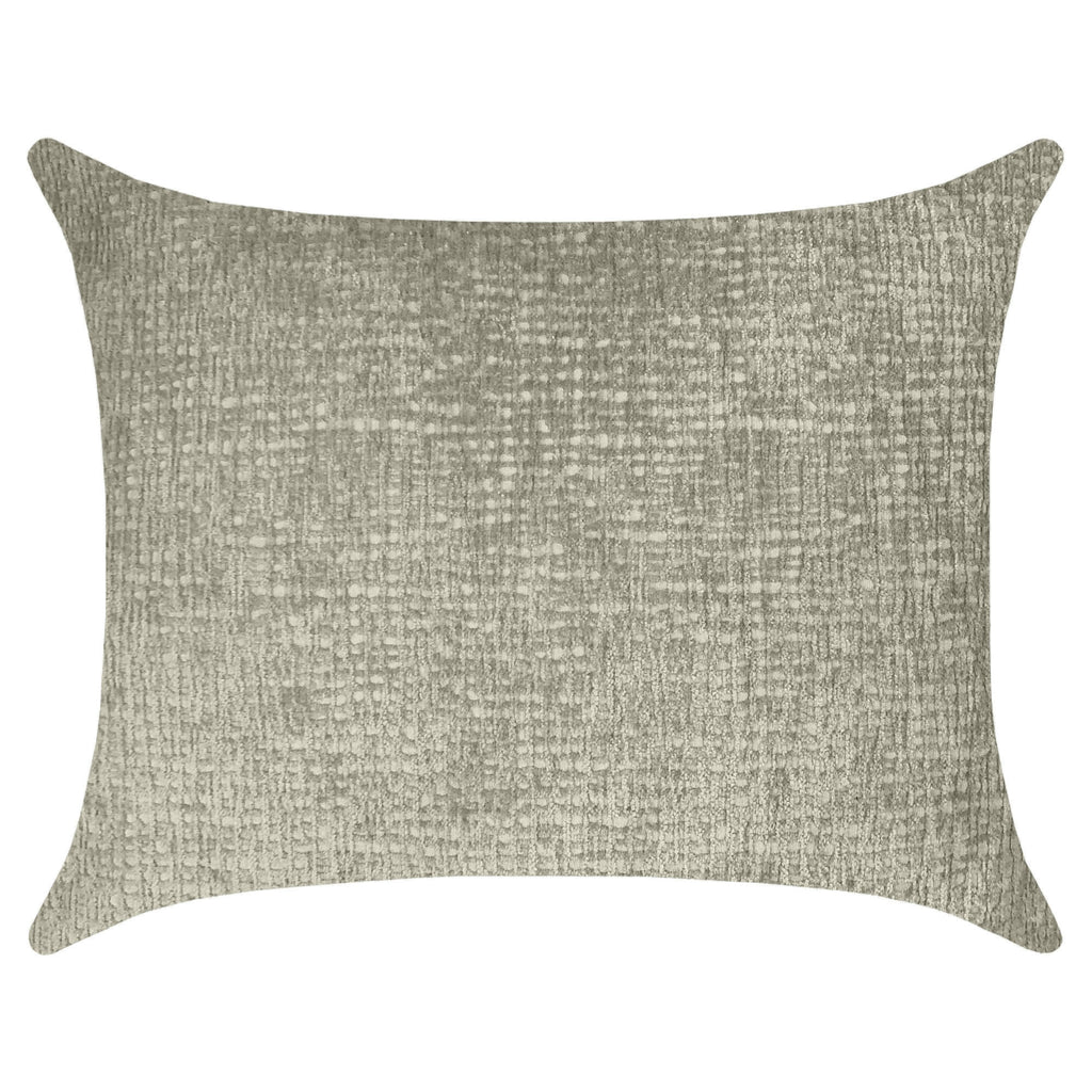 Kimia Pillow | Size 18X22 | Color Pewter