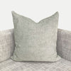 Kimia Pillow | Size 23X23 | Color Silver