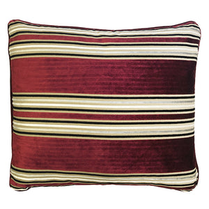 Kira Pillow | Size 18X20 | Color Wine