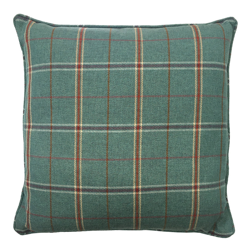 Lawrence Pillow | Size 20X20 | Color Teal