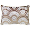 Lennix Pillow | Size 18X26 | Color Bronze