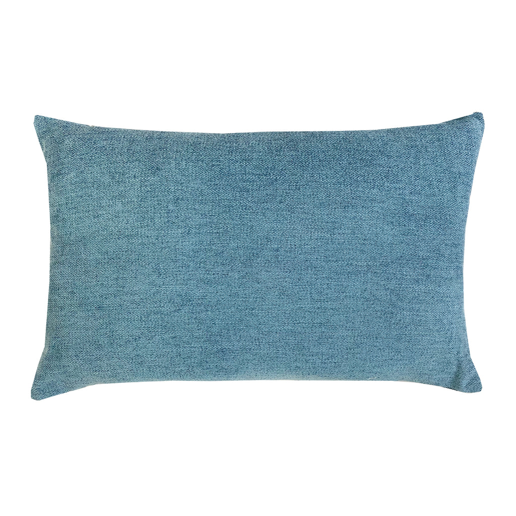 Lorenzo Pillow | Size 16X26 | Color Sky