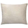 Love Embroidery on Cashio Pillow | Size 18X22 | Color Pearl