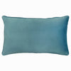 Lucia Pillows | Size 16X28 | Color Cerulean