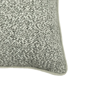 Lucia Pillows | Size 16X28 | Color Silver