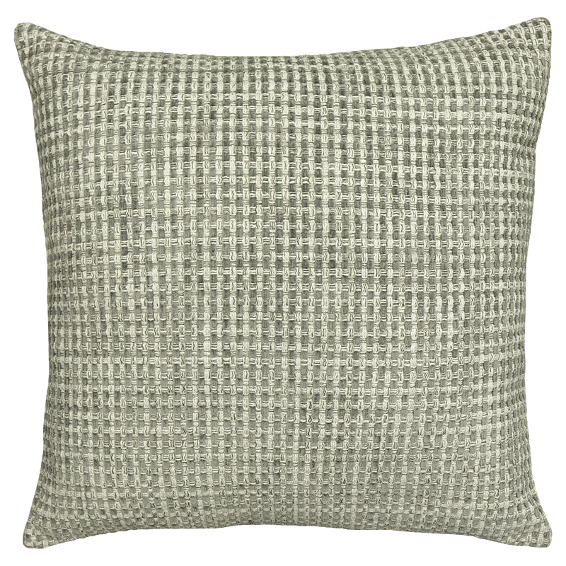 Lydia Pillows | Size 23X23 | Color Gray