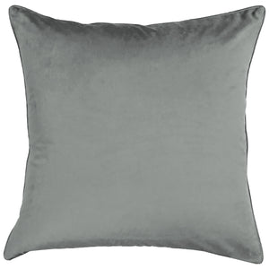 Madsen Pillows | Size 23X23 | Color Silver