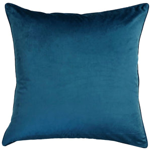 Madsen Pillows | Size 23X23 | Color Royal