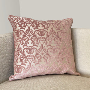 Madsen Pillows | Size 23X23 | Color Rose