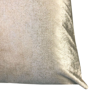 Margo Pillows | Size 23X23 | Color Ivory