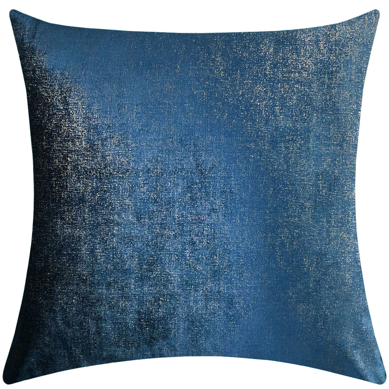Margo Pillows | Size 23X23 | Color Sapphire