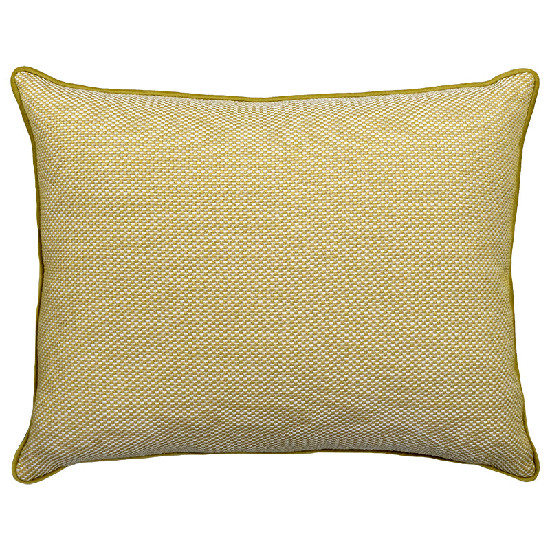 Marino Pillows | Size 18X22 | Color Mustard