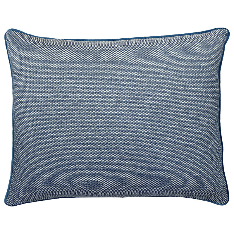 Marino Pillows | Size 18X22 | Color Denim