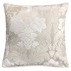 Marsel Pillows | Size 23X23 | Color Ecru