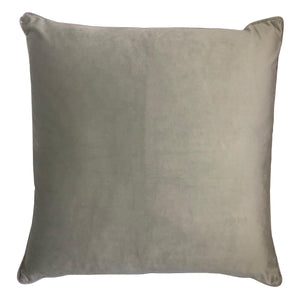 Martina Pillow | Size 23X23 | Color Flax