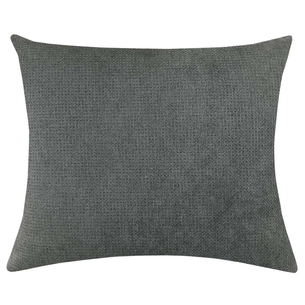 Mayer Pillow | Size 18X21 | Color Gray