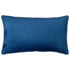 Melvin Pillow | Size 16X28 | Color Ocean