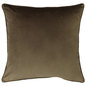Melvin Pillow | Size 23X23 | Color Mocha