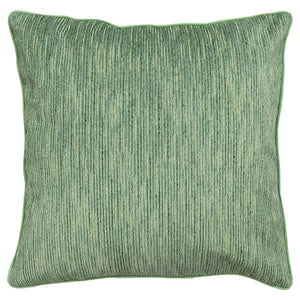 Melvin Pillow | Size 23X23 | Color Teal