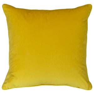 Merida Pillow | Size 20X20 | Color Mustard