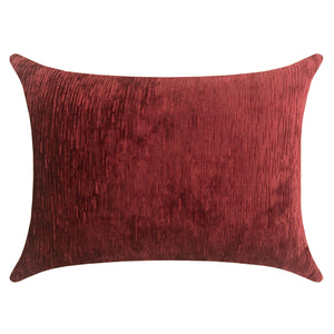 Miley Pillow | Size 18X24 | Color Wine
