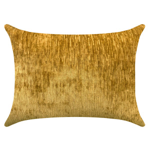 Miley Pillow | Size 18X24 | Color Mustard
