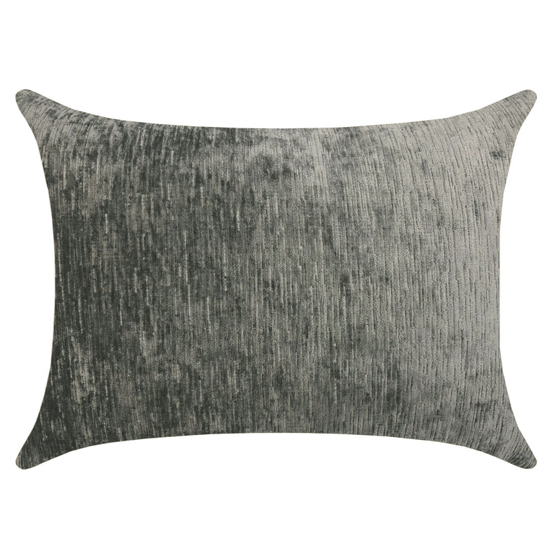 Miley Pillow | Size 18X24 | Color Gray
