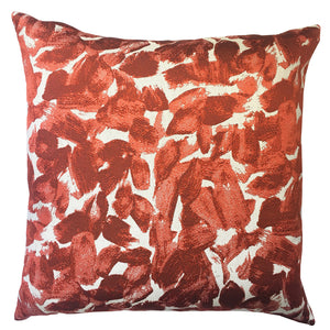 Missoni Pillow | Size 20X20 | Color Rust
