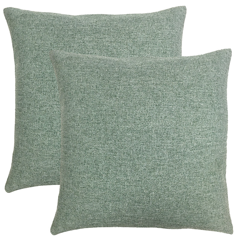 Mona 2 Pack Pillows | Size 20X20 | Color Teal
