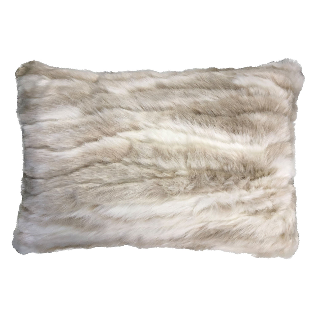 Moscow Pillow | Size 14X21 | Color Beige - Rodeo Home
