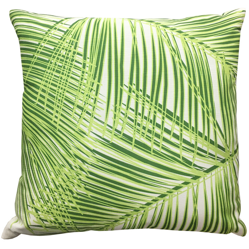 Mykonos Pillow | Size 20X20 | Color Forest