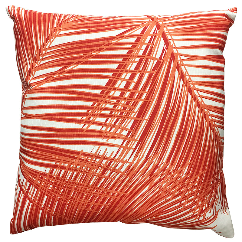 Mykonos Pillow | Size 20X20 | Color Coral