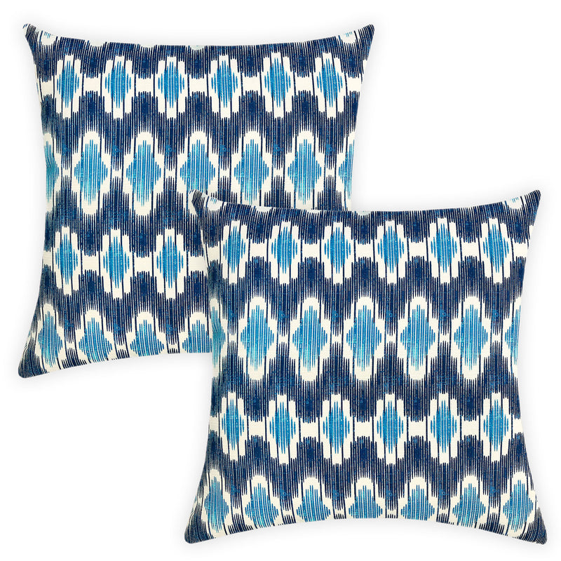 Myrtle Pillow | Size 20X20 | Color Blue