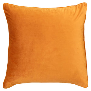 Nala Pillows | Size 20X20 | Color Orange