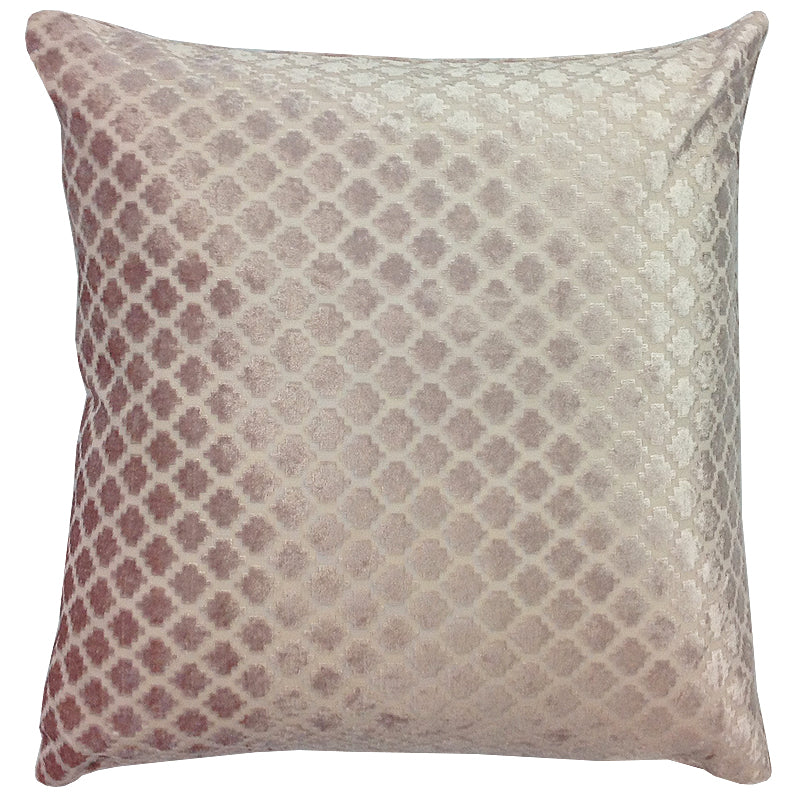 Naomi Pillow | Size 20X20 | Color Blush