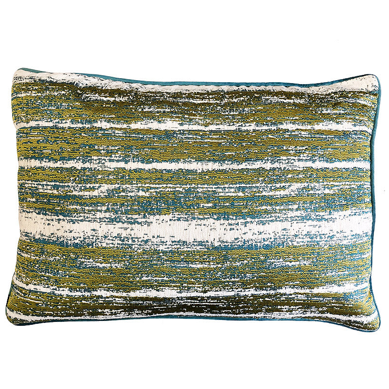 Nevena Pillows | Size 18X26 | Color Kiwi
