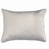 Nixon Pillows | Size 18x24 | Color Silver
