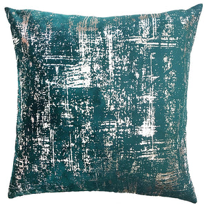 Nyx 2 Pack Pillows | Size 20X20 | Color Peacock