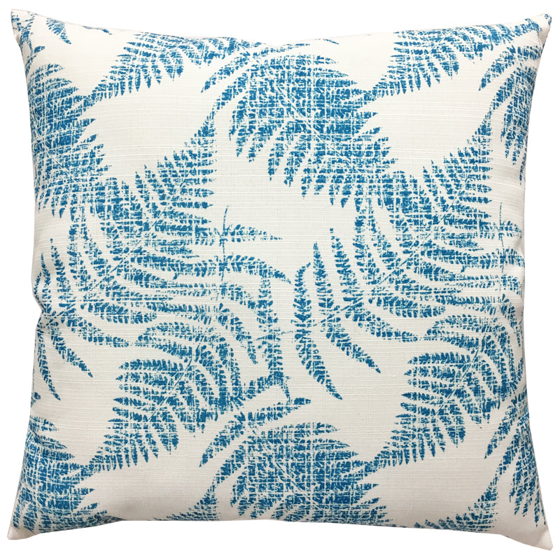 Palau Pillow | Size 20X20 | Color Azure