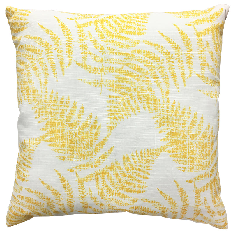 Palau Pillow | Size 20X20 | Color Sunshine