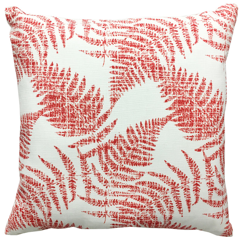 Palau Pillow | Size 20X20 | Color Coral