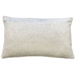 Polina Pillow | Size 16X26 | Color Sand