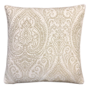 Polina Pillow | Size 20X20 | Color Sand