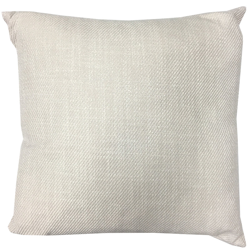 Raider Pillow | Size 20X20 | Color Ivory