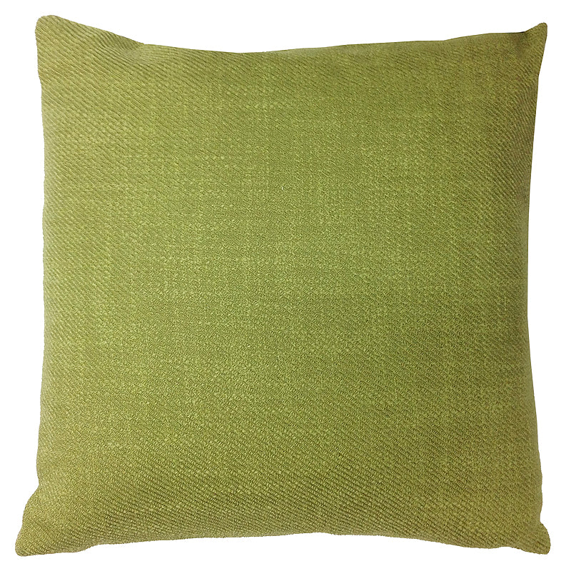 Raider Pillow | Size 20X20 | Color Kiwi