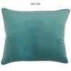 Regis Pillow | Size 20X24 | Color Turquoise
