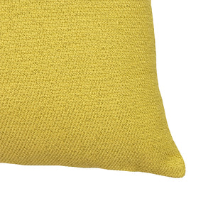 Republic Pillows | Size 23X23 | Color Canary