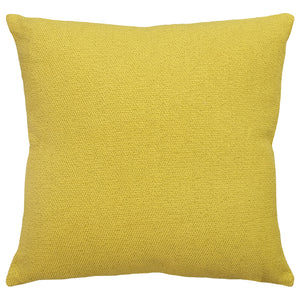 Republic Pillows | Size 20X20 | Color Canary