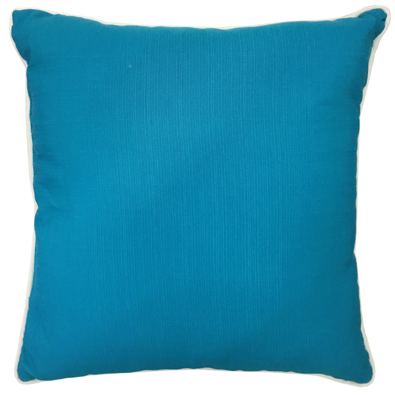 Rhodes Pillow | Size 20X20 | Color Azure