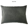 River Pillow | Size 18X26 | Color Charcoal